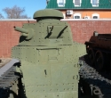 Второй танк МС-1. Танки отличаются друг от друга