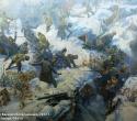 Панорама «Бои под Волочаевкой» в краеведческом музее