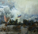 Продолжение панорамы «Бои под Волочаевкой» с предыдущего снимка