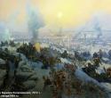 продолжение панорамы «Бои под Волочаевкой»