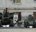 Танк МС-1 и гаубица Б-4