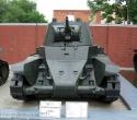Лёгкий танк БТ-7 с конической башней
