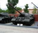 Танки Т-34 и ИС-3М
