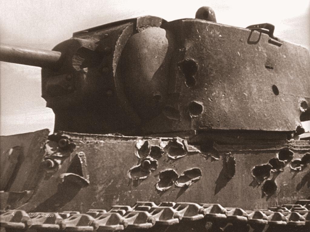 Обои советские тяжелые танки и сау
