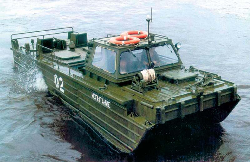 Моторный катер БМК-225