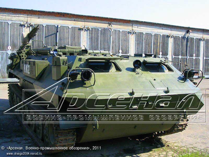 Командно штабная машина МП22Р начальника ПВО дивизии