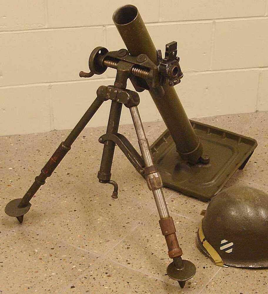 60-мм миномет М2