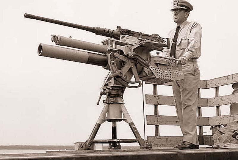 81-мм миномета Mk2 Mod 1