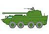 Улучшенный вариант БТР-4 поступит на вооружение украинской армии