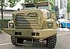 Новейший бронированный «Урал» представлен на «Eurosatory-2012»
