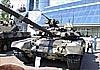 Нижний Тагил испытывает командирский танк. Впереди