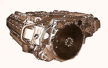 Двигатель УТД-29