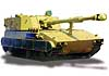 Украинский двигатель мог быть установлен на иранский гибрид российского Т-72 и американской М-109