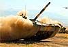 Разоблачение мифа: Т-80 не страшны пески Узбекистана