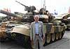 Виктор Мураховский: модернизированные Т-90 вместе с танками