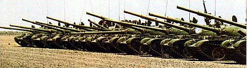 Т-62 армии Эфиопии