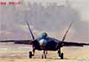 Китай начал летные испытания легкого истребителя пятого поколения J-31