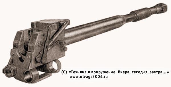 76,2-мм нарезная танковая пушка Д-56ТМ