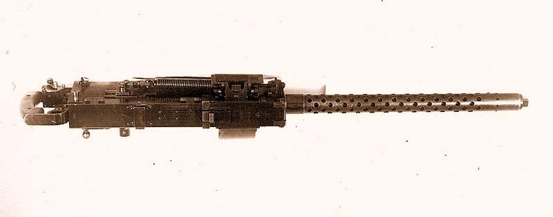 Пулемет «Виккерс»