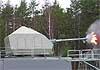 В России разработана артиллерийская установка с башней по технологии