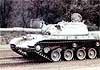 Советский танк Т-54 плюс американский М-60 получается египетский