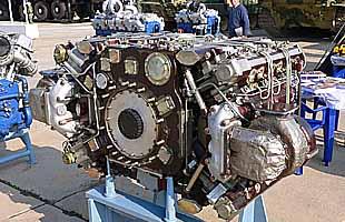 Дизельный двигатель 12Н360 производства «ЧТЗ-УРАЛТРАК» (ГАЛЕРЕЯ)