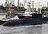 Спущен на воду третий ракетоносец проекта 955