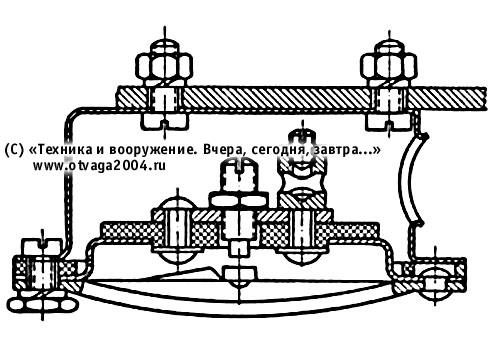Термоэлектрозамыкатель ТЭЗ-3