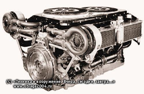 Дизель AVDS-1790 (США)