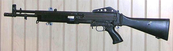Комплекс оружия Стонер-63