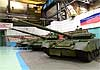 В Омске продемонстрировали модернизированный Т-72Б и ТОС-1А