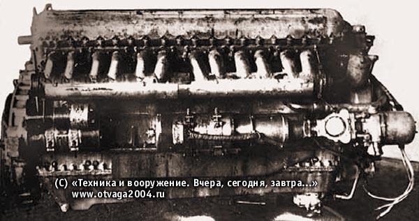 Дизель М-50Т
