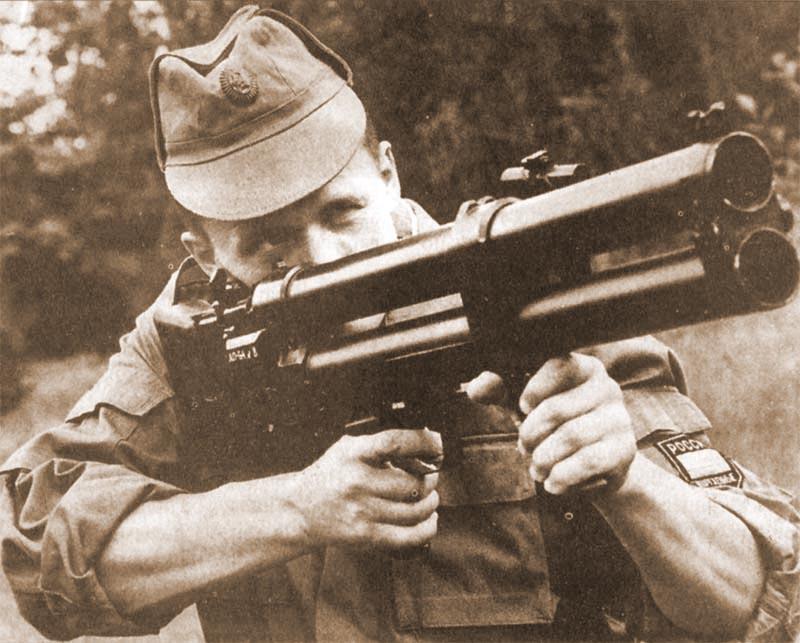 В ту пору я был начальником сектора морского противодиверсионного оружия, где осуществлялось конструкторское сопровождение производства гранатометов «Огонек» и «Дуэль», создатели которых А. Борисов и Е. Степунин уже вышли на пенсию. В нашем (минно-торпедном) отделе штаба флота мы узнали, что ЧП произошло полгода назад, в июле 1987 года, в порту Луанда (Ангола).