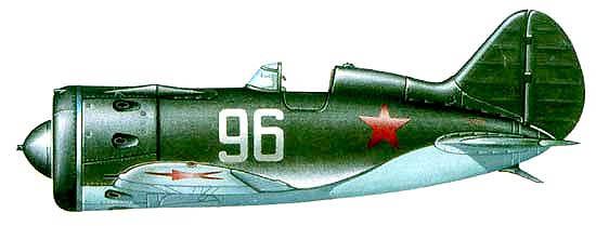 Советский истребитель И-16 – знаменитый «ишачок»