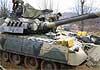 Модернизированные южнокорейские БМП-3 и Т-80У