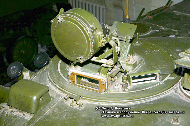 Командирская башенка