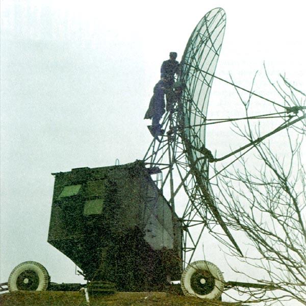 Приемопередающая кабина наземного радиовысотомера ПРВ-11, который подвел нас в ту ночь
