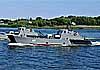 В Нижнем Новгороде завершены испытания десантного катера