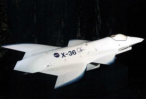 Рис. 4. Модель Х-36