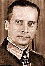 Командир LIX корпуса Вермахта действовавшего на великолукском направлении – генерал от инфантерии Курт Шевальери