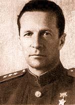 Командующий 3-й Воздушной Армией Калининского фронта генерал-майор авиации М.М. Громов