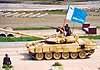 Вместо турецкой техники Азербайджан приобрел российские танки Т-90С и САУ