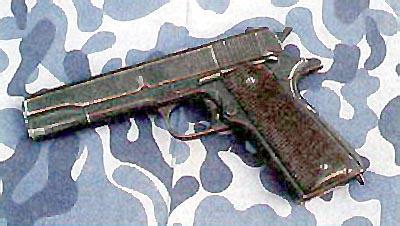 По существу, все послевоенное развитие пистолета определялось конструктивными и эксплуатационными свойствами трех предвоенных образцов, в том числе «Кольта» М1911А1, принятого армией США в 1926 г.