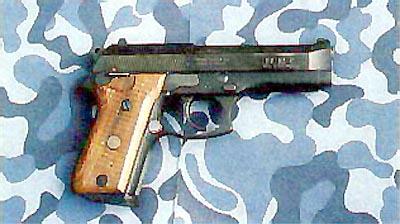 Из 14 моделей пистолетов, применявшихся участниками боевых действий во время операции «Буря в пустыне», 7 могут быть отнесены к новым конструкциям, как, например, этот «Таурус»