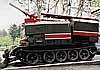 Гусеничная пожарная машина ГПМ-54. Фоторепортаж