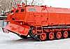 Сенсация выставки в Нижнем Тагиле: 60-тонный пожарный танк-робот на базе Т-72 и Т-80