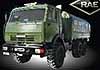 Бронированный СБА-62 защитит личный состав и грузы