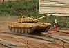 Т-72Б: старый конь борозды не портит! - видео