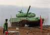 Т-72 в Алабино: лебединая песня танка-ветерана?