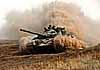 Казахстанский экипаж Т-72Б примет участие в российских соревнованиях по танковому биатлону